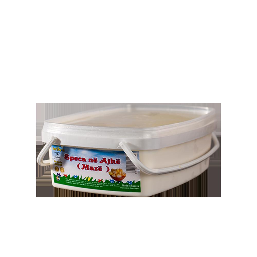 Ajkë qumështi me speca 1.5 kg